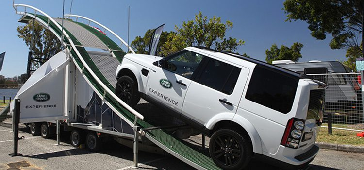 Celebrating Land Rover - old and new - with Land Rover World